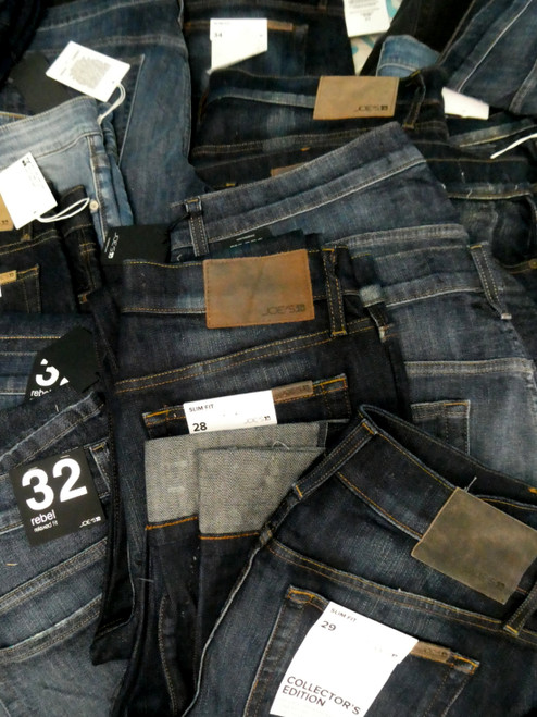 29pc Mens *ONLY JOES BRAND* Jeans ~ Some Imperfect #20448P ()