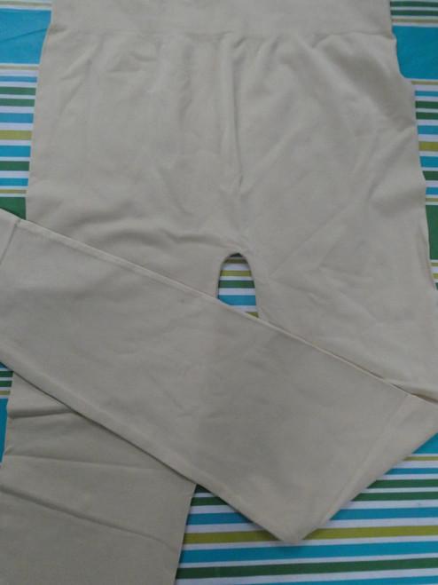 12pc TAN Leggings S M L XL Duplicates #20472Q (L-1-3)