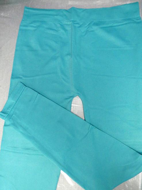 12pc PLUS SIZE Light Blue Leggings ~ Duplicates #20475Q (G-1-4)