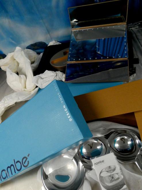 6+pc BIG STORE Home Goods NAMBE Godinger #20496Q ()