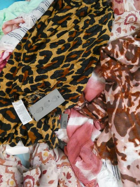 18pc Big Store Womens Scarves #20509R (V-4-1)
