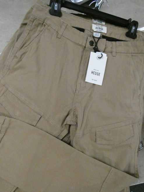 12pc MENS HEDGE Jogger Cargo Pants DUPLICATES #20525T (J-1-3)