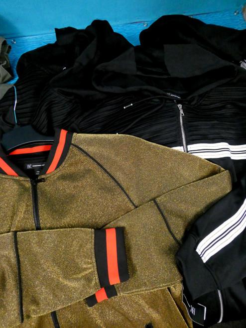 12pc MENS INC Zipup Jackets / Sweat Jackets #20555v (I-3-1)
