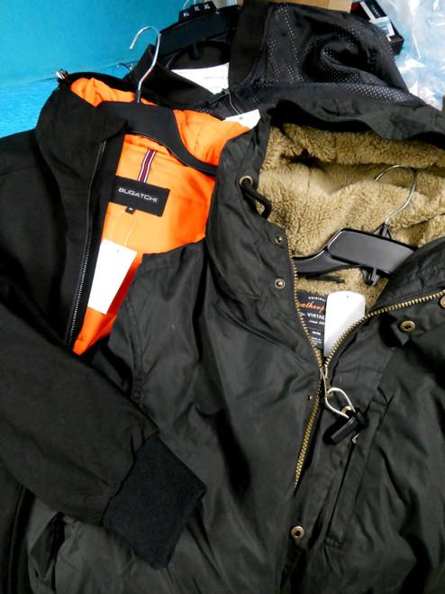 15pc MENS BUGATCHI Adidas Terrex & More COATS #20564w (G-4-2)