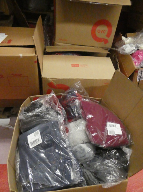50pc Grab Bag QVC Womens Designer Clothing  #20603z (RP)