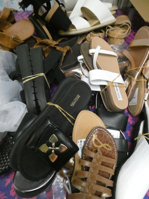 20+prs (21 Total) Sandals KORS Madden Lucky Brand #20655d (F-2-4)
