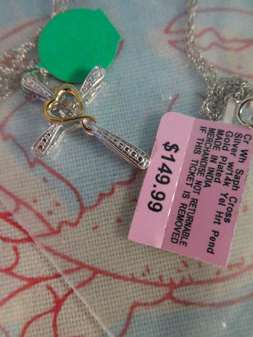 8pc Jewelry STERLING SILVER Swarovski & More #20771M (m-2-3)