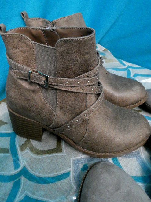 16prs Girls Ankle Boots dolce vita LUCKY BRAND MIA #20811Q (G-2-6)