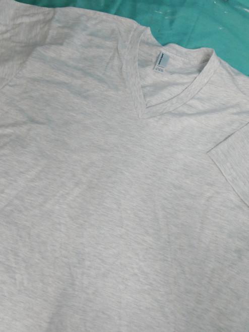 14pc Grab Bag Mens AMERICAN APPAREL Grey Tees SMALL #20878u (n-4-5)