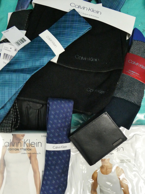 17+pc Mens *ONLY CK* Accessories #20883v (q-2-3)