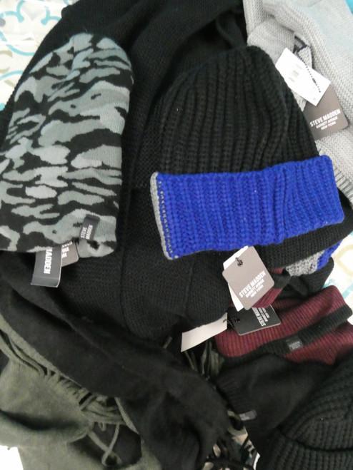 32pc Mens *ONLY STEVE MADDEN* Winter Accessories #20884v (n-2-4)