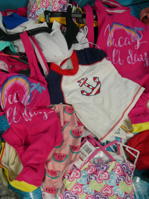 20+pc BL**MINGDALES Kids Swim & Sets #20759K (L-2-6)