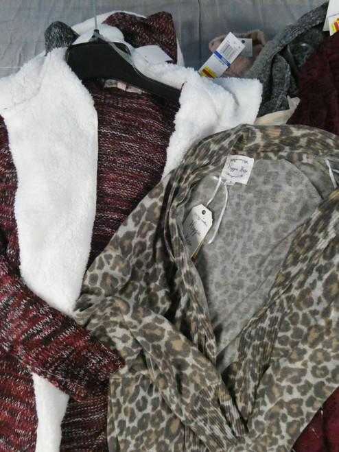 15pc M*CYS Jrs Cardigans & Sweater Jackets #20919x (F-4-4)