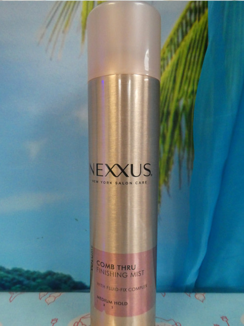6pc NEXXUS Finishing Hair Spray Mist #21057F (B-11-3)