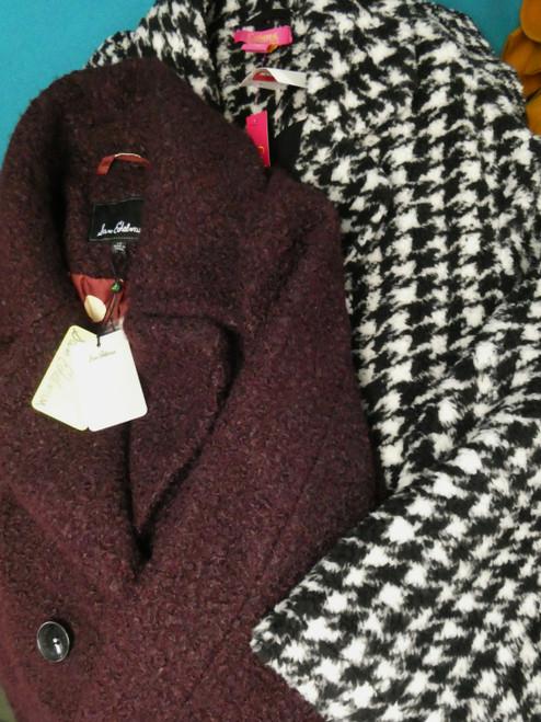 20pc Big Store Womens Dressier Coats Edelman TOMMY Wool #21060F (B-7-4/3)