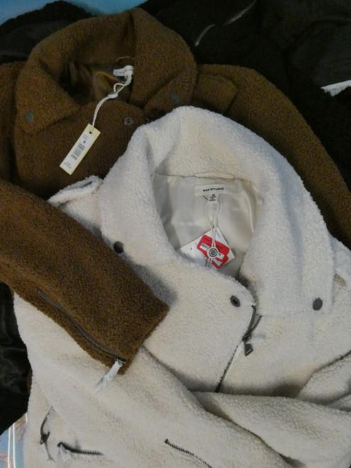 7pc ONLY MAX STUDIO Coats / Jackets MEDIUM #21070F (B-9-1)