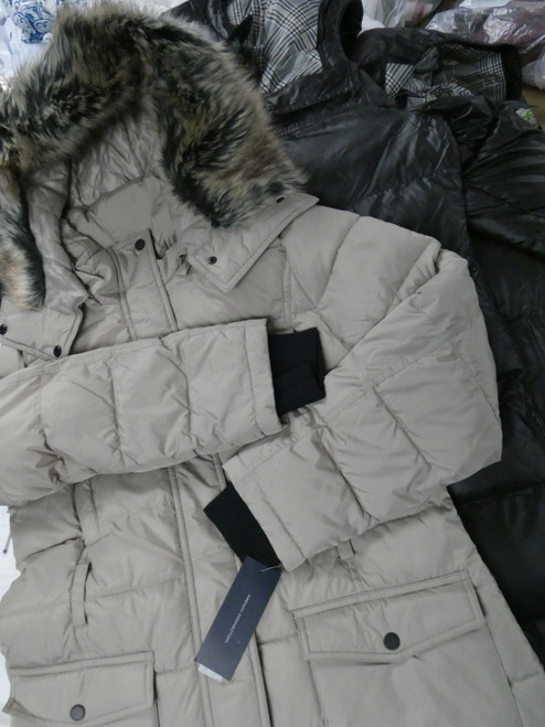 10pc BIG STORE Womens Parka Coats #21073F (B-11-5)