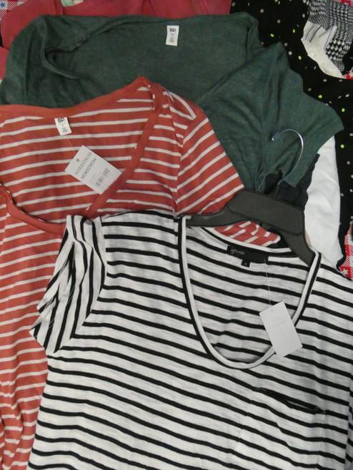 29pc BIG STORE Womens TEES & Short Sleeves #21092G (B-7-2)