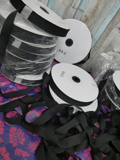 4 Spools = 400 YARDS Jo Malone Large Black Ribbon #21095G (Q-1-5)