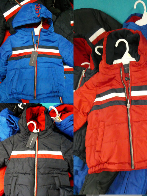 10pc Grab Bag Kids TOMMY HILFIGER Coats 3T 4T 5 6 #22026J (D-2-4)