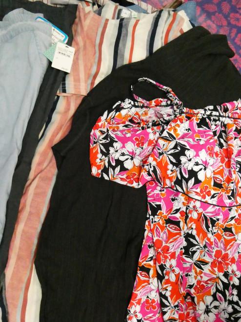 14pc Big Store Plus Size 2X Clothing Assortment #22061L (Q-1-3)