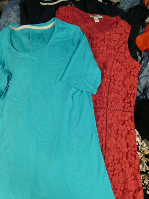 24pc Womens QVC Dresses #22082M (B-3-2)
