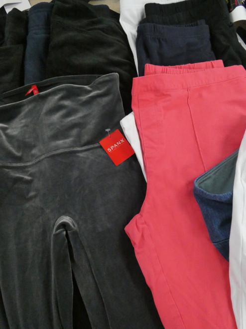 25pc QVC Womens Cloth Pants SPANX Women with Control #22092M (B-10-2)