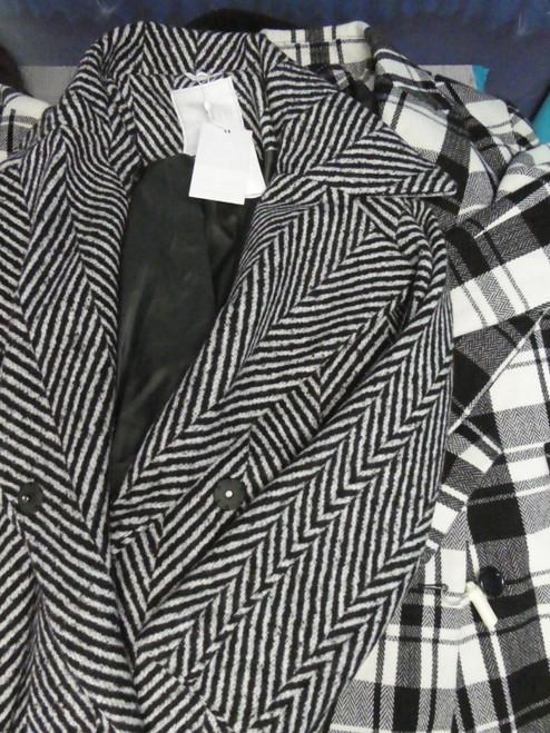 11pc Big Store Womens Jackets & Coats SOSKEN & More #22102N (J-4-1)