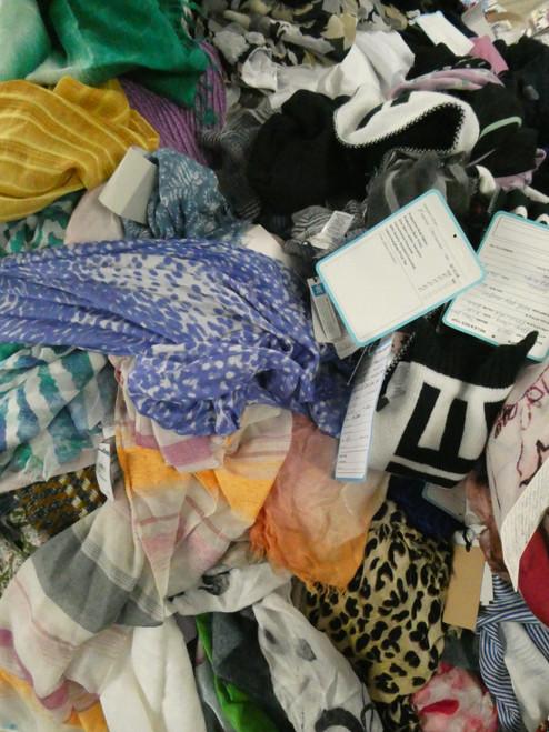 26pc Grab Bag BIG STORE Womens Scarves #22125P (B-7-1)