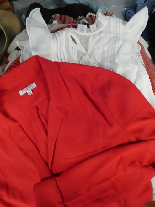 13pc REBECCA TAYLOR Equipment Femme #22142Q (O-5-2)