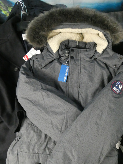 7pc Mens PRIVATE WHITE VC + Nautica & More Coats #22187R (H-2-4)