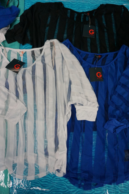 16pc G BY GUESS ~ 3 Colors! #22491H (X-1-5)