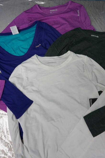 41pc Womens *ONLY REEBOK BRAND* Active Tees #22497J (Z-3-5)