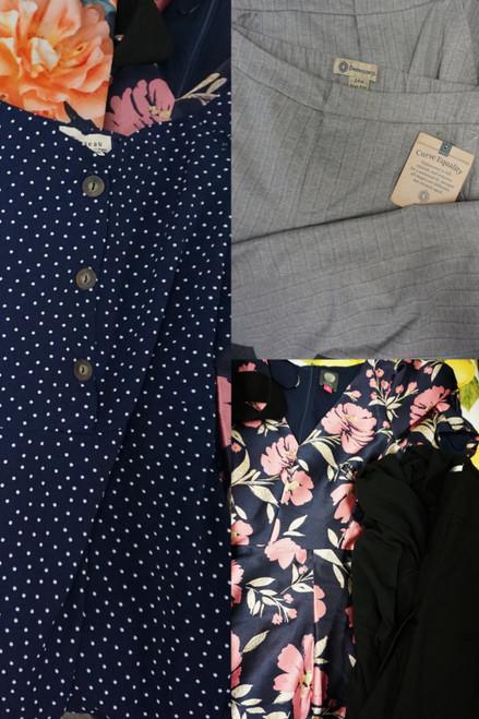 16pc PLUS SIZE Designer Clothing Assortment #22655T (V-3-2)