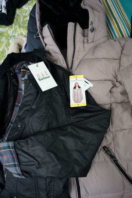 17pc COATS Barbour HFX Andrew Marc 32Degrees KIRKLAND #22710w (w-5-3)