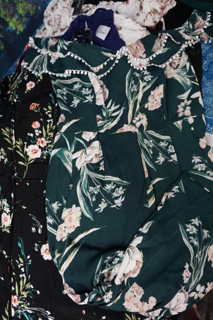 19pc PLUS SIZE Designer Dresses & Rompers #22806A (W-3-1)