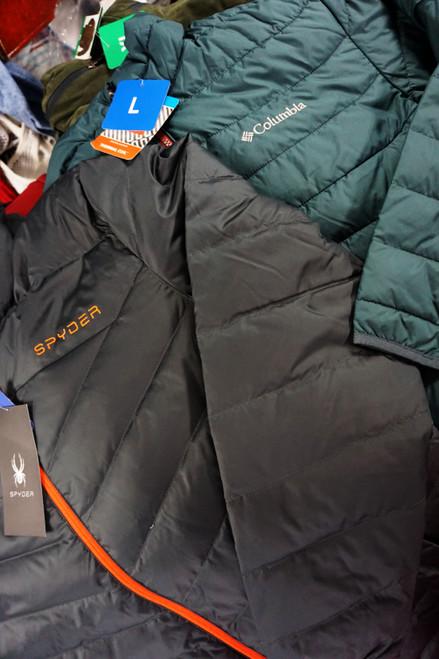 16pc Mens Coats & Jackets Columbia SPYDER Orvis #22892E (P-3-1)