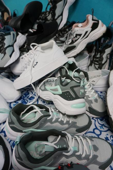 18prs FILA Sneakers / Tennis Shoes #23012L (U-2-6)