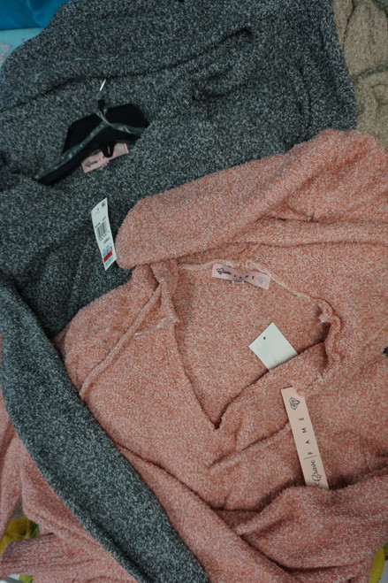 10pc Jrs *ONLY CRAVE FAME* Super Soft Pullover Hoodies #23008K (W-5-5)