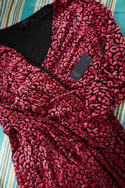 7pc RACHEL ROY Velvet Dresses ALL SIZES! #23010K (W-6-4)