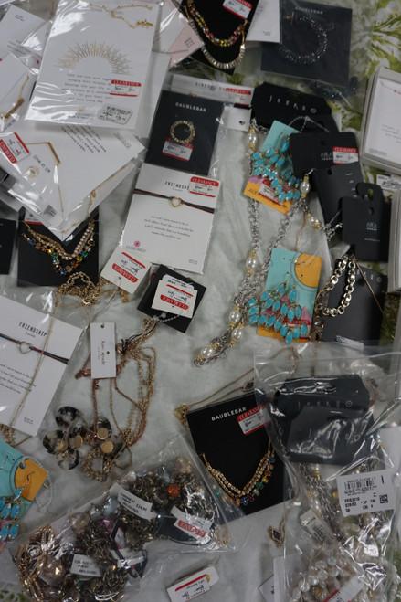 72pc Necklaces Bracelets KATE SPADE DOGEARED #23077N (V-4-4)
