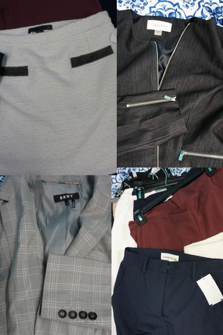 32pc Business Clothing BEARD  - A.L.C - LAFAYETTE - Akris - ST JOHN #23167w (V-3-2)