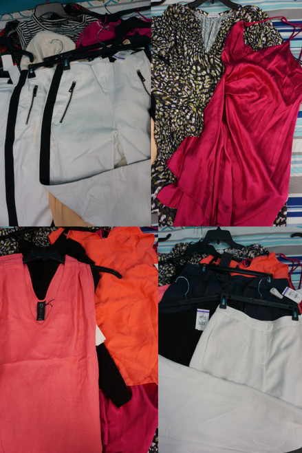29pc Big Store HIGH END BRAND Womens Clothing #23168w (U-2-2)