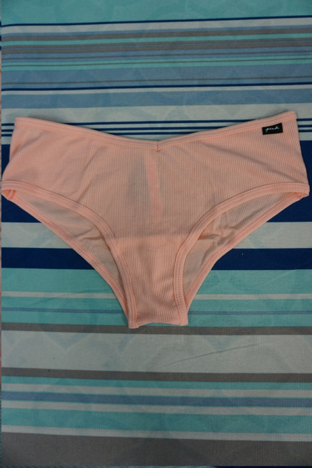 30pc Victorias Secret PINK Peach Panties #23237z (U-2-4)