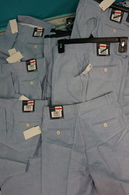 18pc BOYS Tommy Hilfiger Dress Slacks Pants Blue #23311E (z-4-5)
