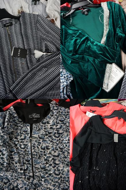 20pc Womens Dress Clothing KAREN KANE Alex Evenings MSK DKNY #23367H (N-2-2)