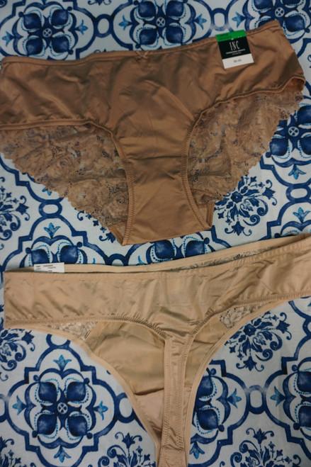 25pc *ONLY INTERNATIONAL CONCEPTS* Panties L / XL #23375J (W-1-4)