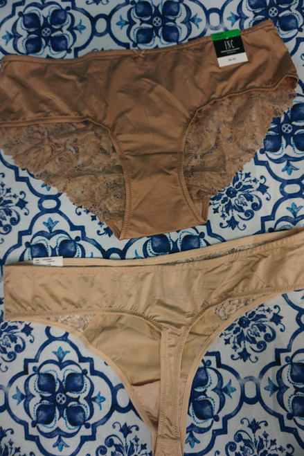 50pc *ONLY INTERNATIONAL CONCEPTS* Panties #23376J (W-1-1)