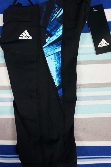 10pc Boys ADIDAS Jammer SWIM TRUNKS Size 28 / XL #23423N (Z-4-3)