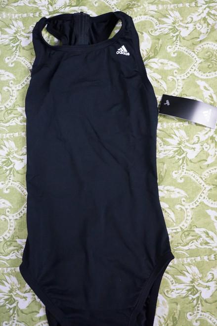 17pc Womens ADIDAS Bathing Suits BLACK Size 32 / Small #23433N (Q-1-3)
